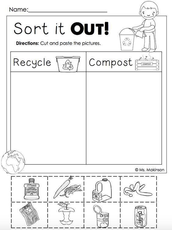 12 Best Earth Day Crafts & Activities Images On Free Worksheets Samples