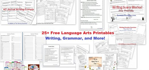 Free Grammar Worksheets Archives