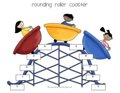 Rounding Roller Coaster