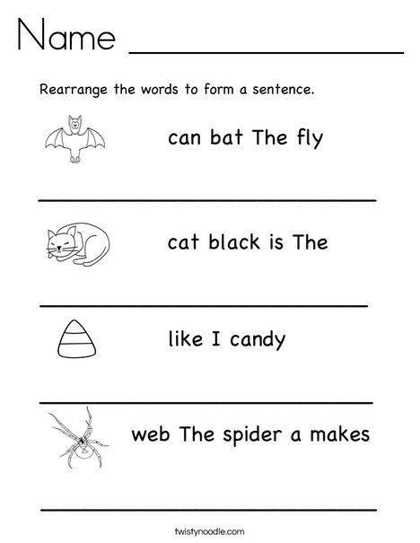 Copy Of 1 G  Simple Compound Sentences