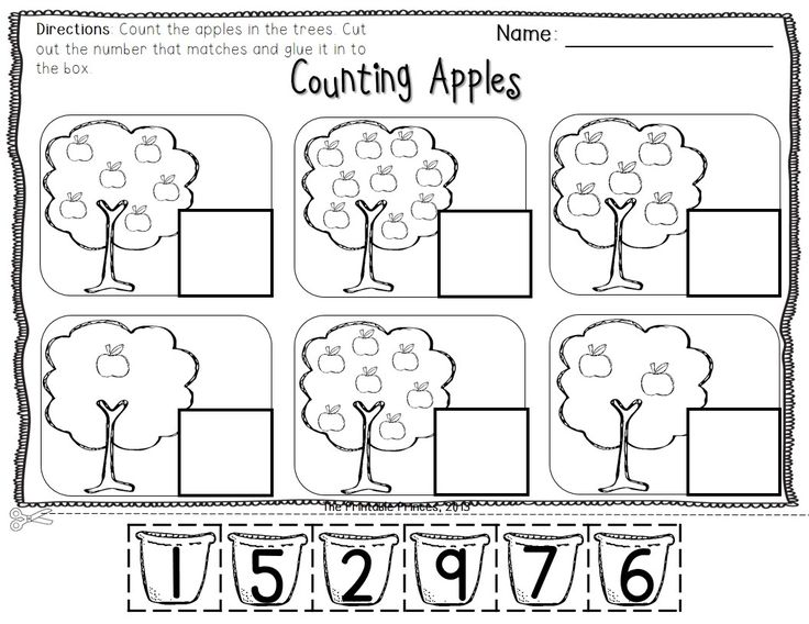 17 Best Images About Apples On Free Worksheets Samples