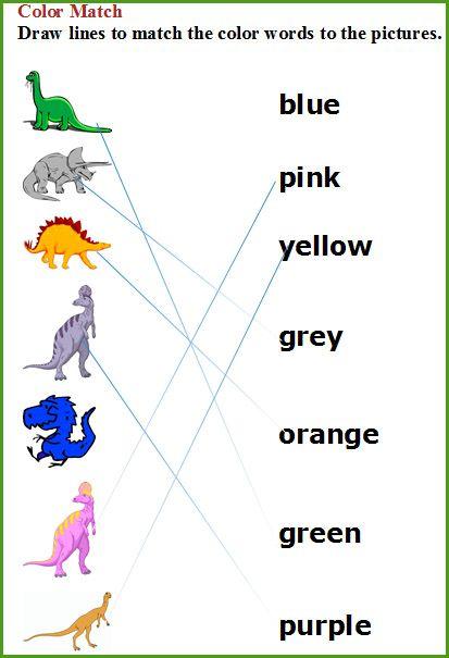 Free Printable Dinosaur Worksheets, Dinosaurs Worksheets For Kids
