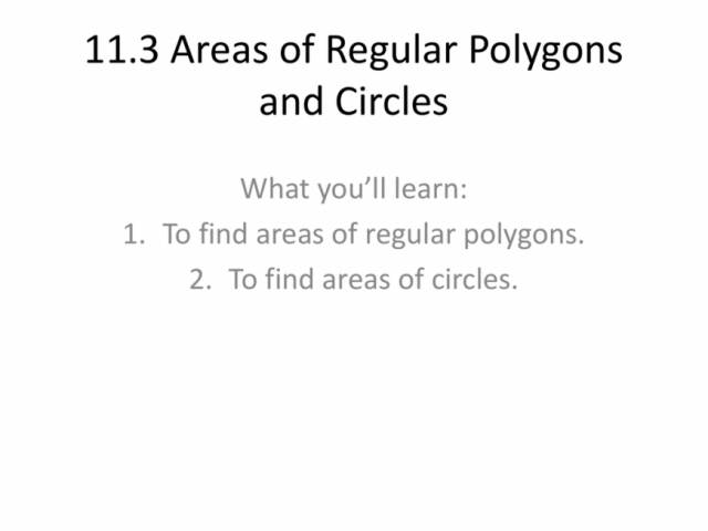 Area Of Regular Polygons Worksheet Custom Template Of   Areas Of