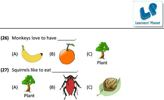 Eating Habits Of Animals Science Printable (pdf) Worksheets And