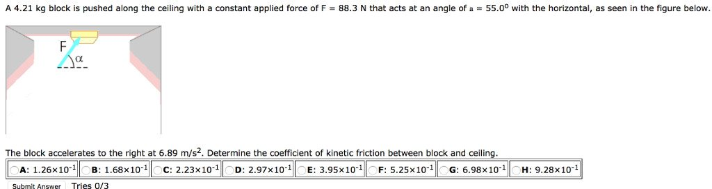 48 Coefficient Of Friction Worksheet Answers