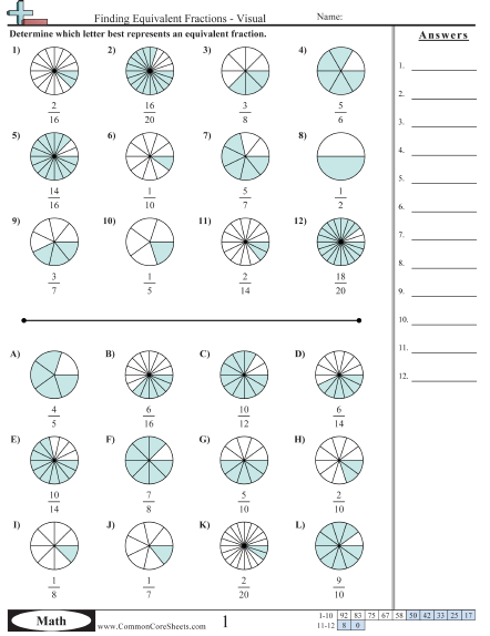 Fraction Worksheets 5th Grade To Print ⋆ Free Printables