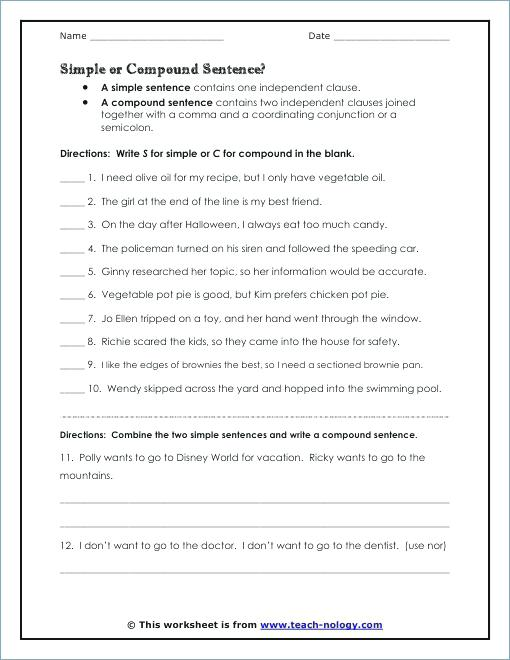 Copy Sentences Worksheets Writing Free Library Download And