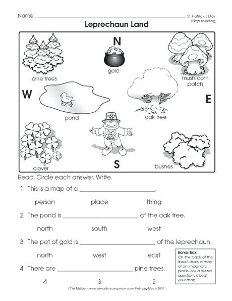 Free Worksheets Library Download And Print On Globe First Grade