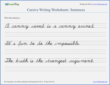 Copy Writing Worksheets – Dailypoll Co