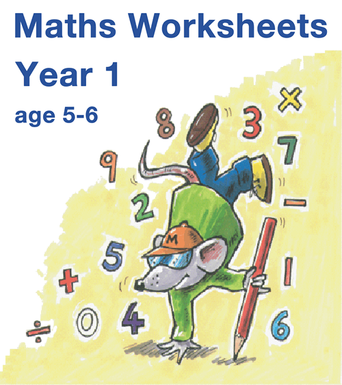 Mathsphere Year 1 Maths Worksheets