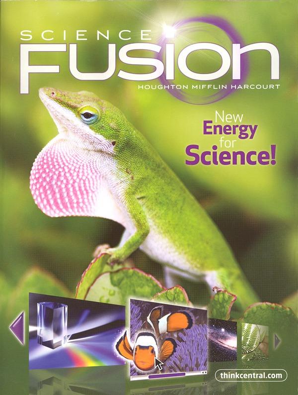 Science Fusion  Grade 3, Houghton Mifflin Harcourt, 050955