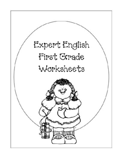Expert English First Grade Worksheets Answer Key