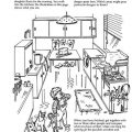 Safety In The Home Worksheets