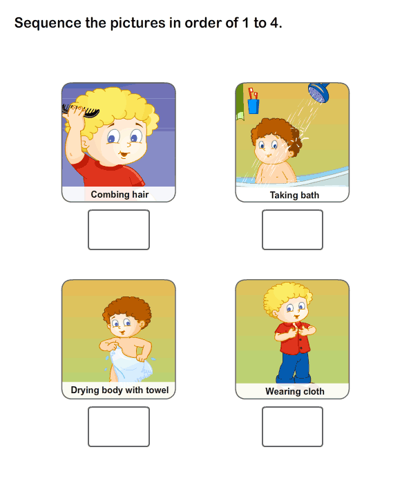 Free Personal Hygiene For Kids, Download Free Clip Art, Free Clip