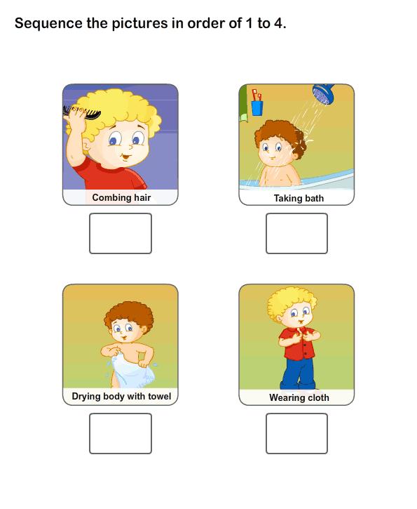 Practice New Personal Hygiene Worksheets , Printable Worksheets