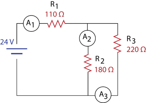 Combined Series And Parallel Combination
