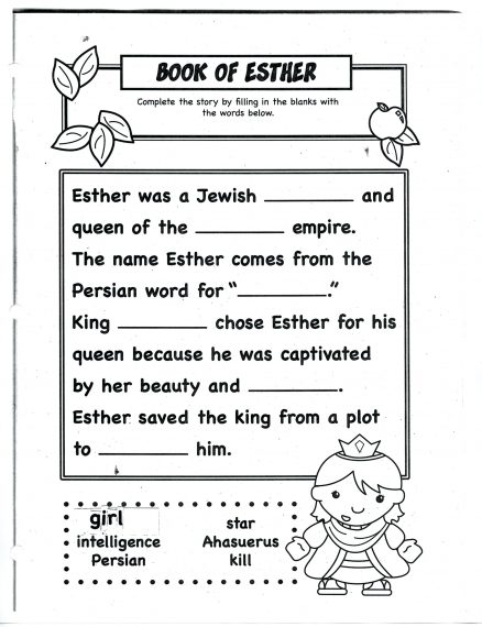 Bible Study Worksheets For Kids 50 Best Of Free Printable Hd Good