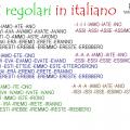 Italian Worksheets For Beginners