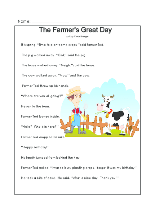 Pin By Kids Press Magazine On Reading Comprehension Worksheets