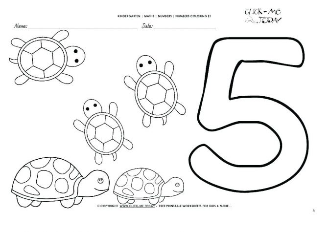 Coloring Pages   Coloring Worksheets For Kindergarten Free
