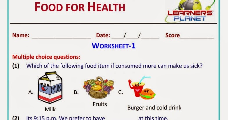 22 Free Download Evs Worksheet For Class 2