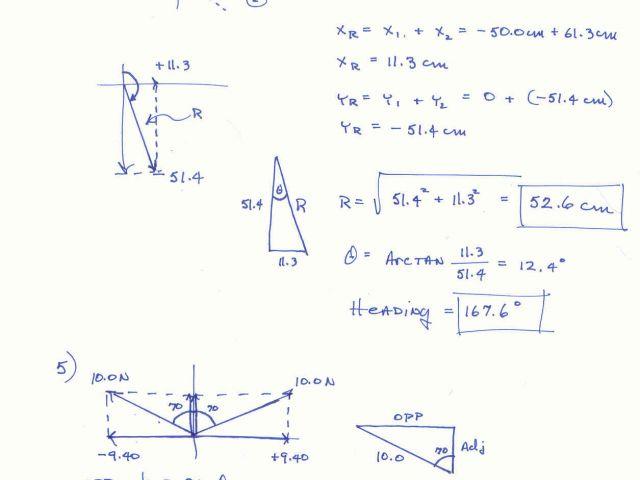 15 Forces Worksheet 1 Answer Key