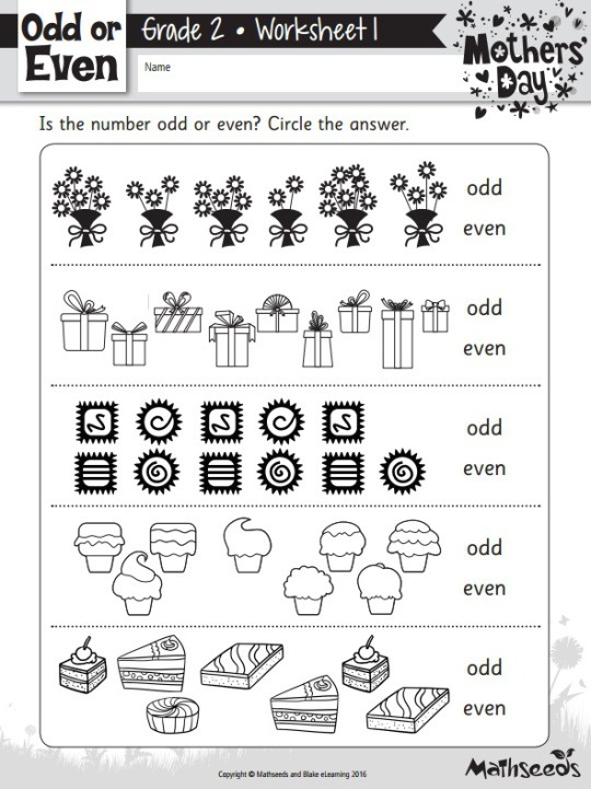 Free Download Maths Worksheets For Class 2