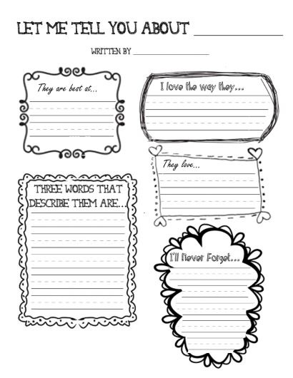 Memory Books With Free Printables  Say So Long In Style