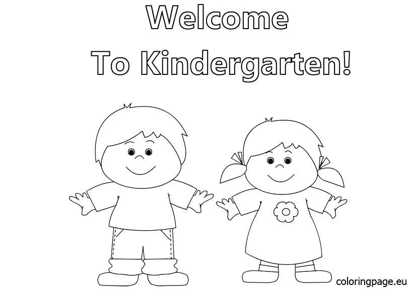 Playgroup Worksheets English Pdf Activity Coloring For