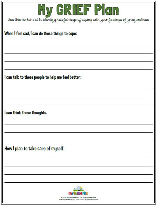 My Grief Plan
