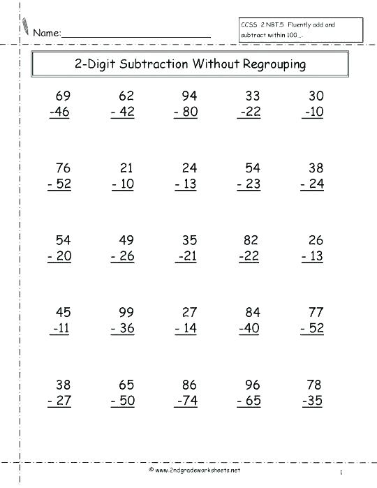 Three Digit Addition And Subtraction With Regrouping Worksheets