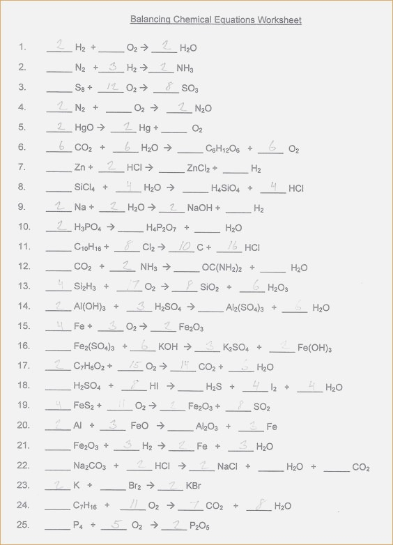 Chemistry Worksheet Balancing Nuclear Equations