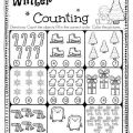 Number Worksheets For Kid