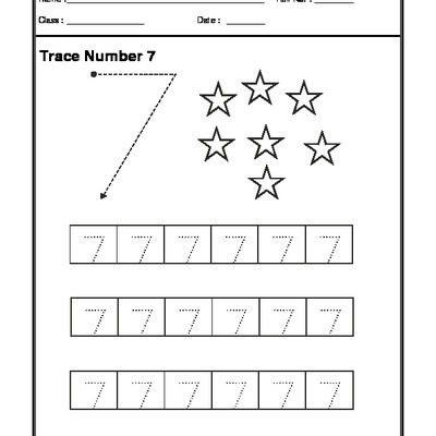 A2zworksheets  Worksheets Of Counting