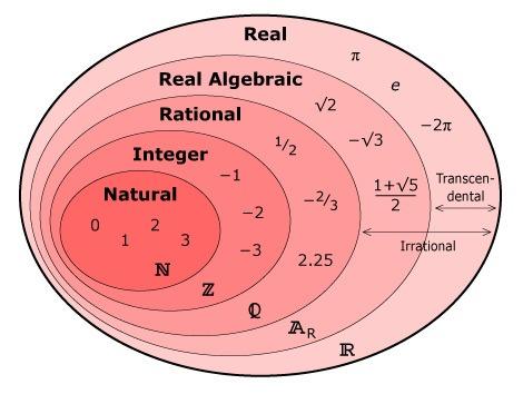 Real Number Worksheets