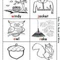 Autumn Worksheets Esl