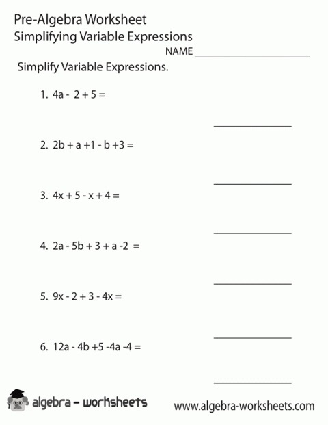8th Grade Math Problems Practice Worksheets  40155594347 – 8th