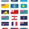 Flags Of The World Worksheets