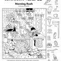 Hidden Object Worksheets
