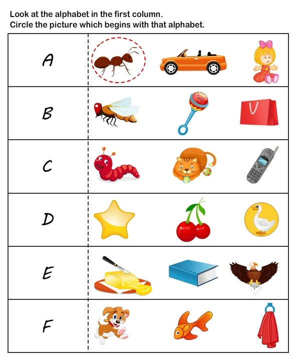 Printables  Esl Phonics Worksheets  Lemonlilyfestival Worksheets