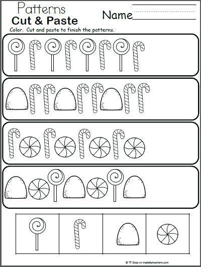 Preschool Christmas Math Worksheets – Regentphuquoc Info