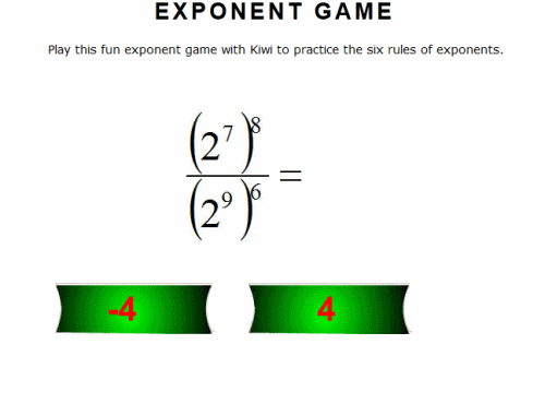 Work With Radicals And Integer Exponents