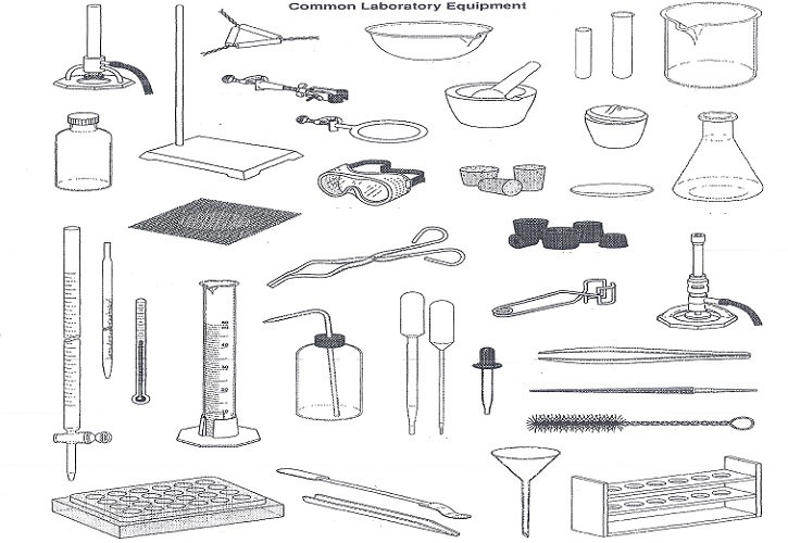 Click The Laboratory Equipment Quiz