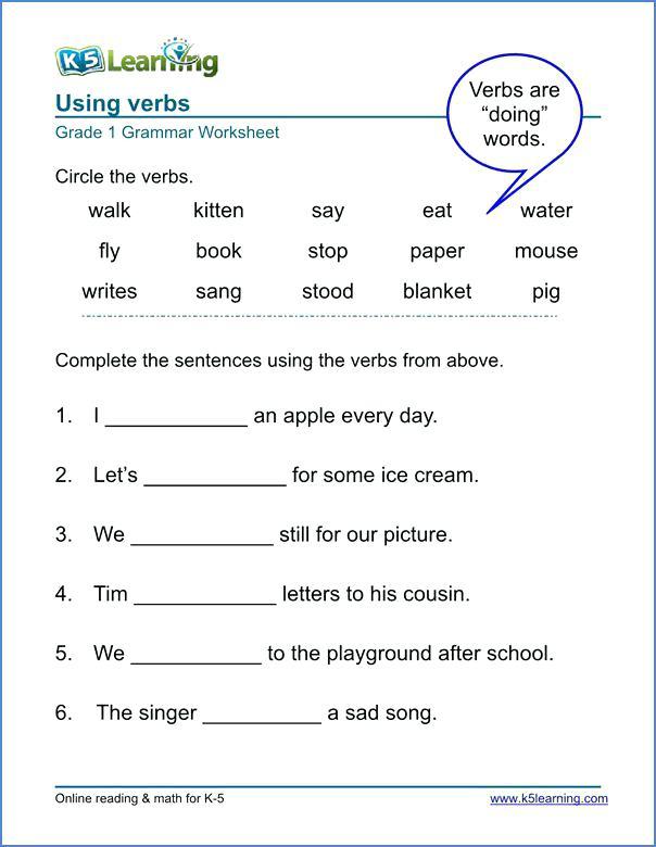 Syllables Worksheet 1 Reading Grade Free Worksheets Language