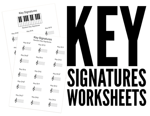 300 Printable Music Worksheets To Download Now