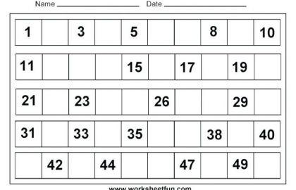 Kumon Worksheets For Kindergarten Kumon Math Worksheets For