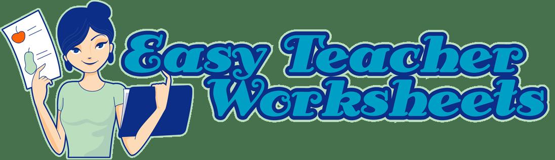 Easy Teacher Worksheets