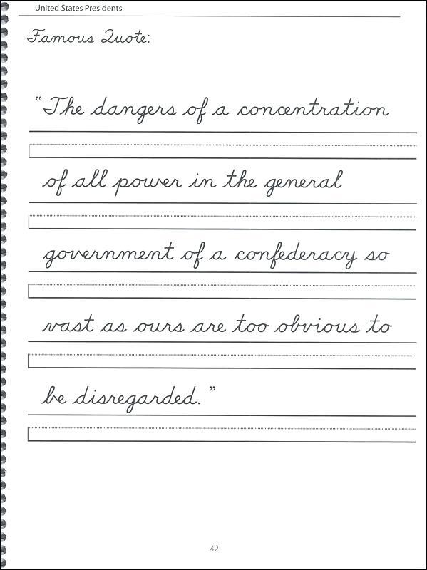 Practice Handwriting Worksheets