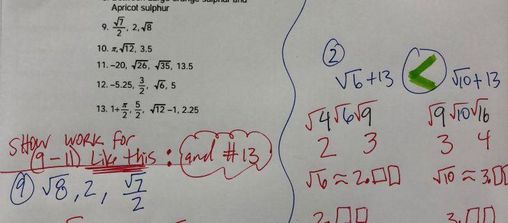 Middle School Geometry Worksheets Dilations Worksheet Kuta