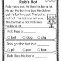 Reading Comprehension Worksheets For Preschool